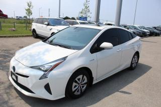 Used 2018 Toyota Prius 1.8L for sale in Whitby, ON