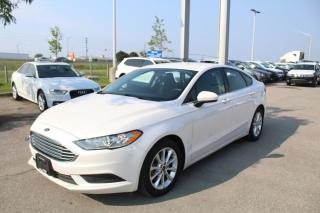 Used 2017 Ford Fusion 2.5L SE for sale in Whitby, ON