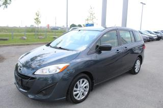 Used 2012 Mazda MAZDA5 2.5L Man GS for sale in Whitby, ON