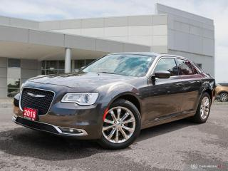 Used 2016 Chrysler 300 TOURING AWD for sale in Kitchener, ON