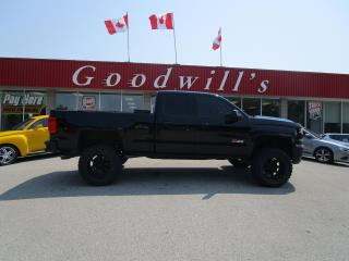 Used 2019 Chevrolet Silverado 1500 LT LD ,  DOUBLECAB , 4X4!, 6 LIFT for sale in Aylmer, ON