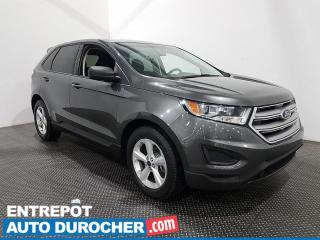 Used 2016 Ford Edge SE AWD AUTOMATIQUE - CAMÉRA DE RECUL - A/C for sale in Laval, QC
