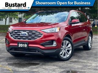 Used 2019 Ford Edge Titanium AWD for sale in Waterloo, ON