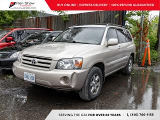 Used 2005 Toyota Highlander for sale in Toronto, ON