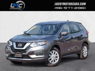Used 2017 Nissan Rogue S-BACKUP CAMERA-HEATED SEATS-BLUETOOTH-53KMS for sale in Toronto, ON