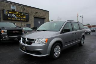 Used 2015 Dodge Grand Caravan 7 SEATER/ACCIDENT FREE/TRACTION CONTROL/LOW KM for sale in Newmarket, ON