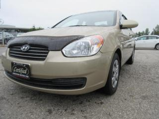 Used 2009 Hyundai Accent GLS / LOCAL CAR for sale in Newmarket, ON