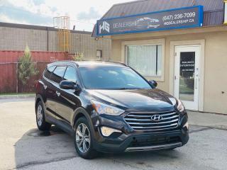 Used 2016 Hyundai Santa Fe XL AWD 4dr 3.3L Auto for sale in Brampton, ON
