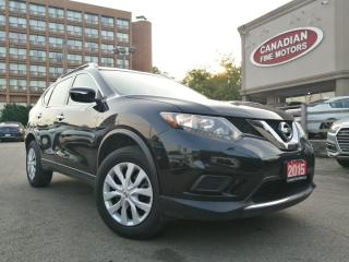 Used 2015 Nissan Rogue AWD | BACK UP CAM | BLUE TOOTH |  LOW MILEAGE | for sale in Scarborough, ON