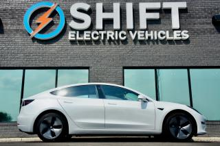 Used 2018 Tesla Model 3 LONG RANGE REAR WHEEL DRIVE FSD FULL SELF DRIVE, CLEAN! for sale in Oakville, ON