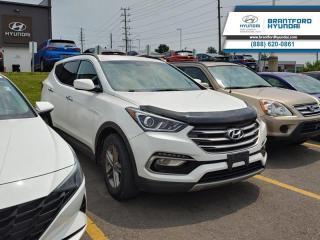 Used 2017 Hyundai Santa Fe Sport 2.4L FWD  - $98 B/W for sale in Brantford, ON