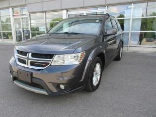 Used 2018 Dodge Journey SXT for sale in Mississauga, ON