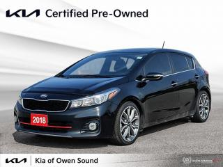Used 2018 Kia Forte5 SX for sale in Owen Sound, ON