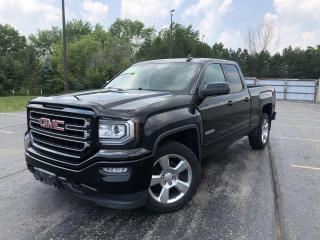 Used 2017 GMC Sierra 1500 ELEVATION DBLE CAB 2WD for sale in Cayuga, ON