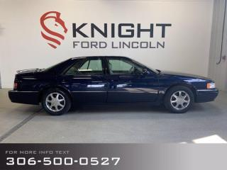 Used 1997 Cadillac Seville STS, No Accidents, Excellent Condition! for sale in Moose Jaw, SK