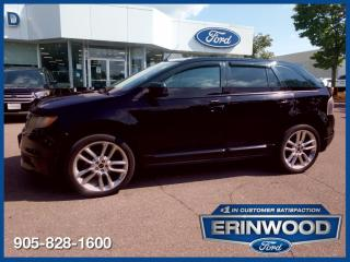 Used 2009 Ford Edge SPORT for sale in Mississauga, ON