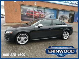 Used 2012 Audi S4 for sale in Mississauga, ON