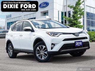 Used 2016 Toyota RAV4 Hybrid XLE for sale in Mississauga, ON