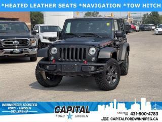 Used 2018 Jeep Wrangler JK Rubicon for sale in Winnipeg, MB