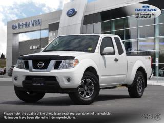 Used 2019 Nissan Frontier Pro-4X for sale in Ottawa, ON
