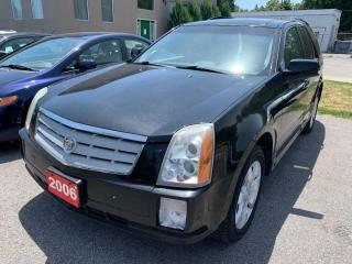 Used 2006 Cadillac SRX V6 for sale in Peterborough, ON