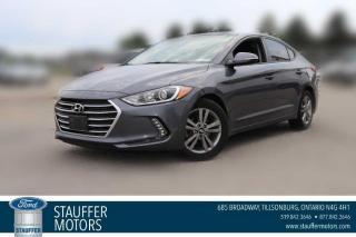Used 2017 Hyundai Elantra GL for sale in Tillsonburg, ON