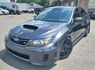 Used 2011 Subaru Impreza 4dr Sdn WRX STI for sale in St. Catharines, ON