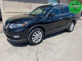 Used 2017 Nissan Rogue SV* Bluetooth/Reverse Camera/ALL WHEEL DRIVE for sale in Winnipeg, MB