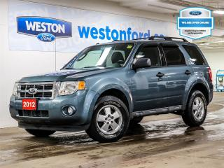 Used 2012 Ford Escape XLT+FOG LAMPS+LIFTGATE WITH FLIP UP GLASS+AC for sale in Toronto, ON