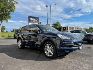 Used 2014 Porsche Cayenne Premium   AWD   Tiptronic   Moon Roof   Navigation for sale in Ottawa, ON