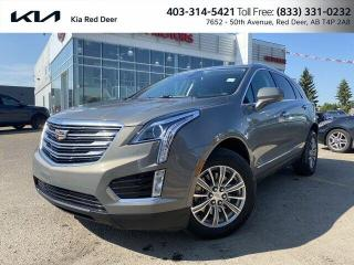 Used 2017 Cadillac XT5 Luxury AWD for sale in Red Deer, AB