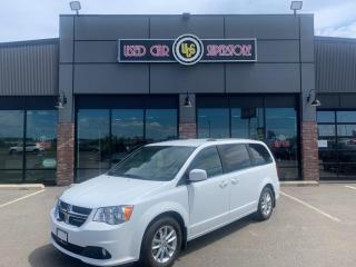 Used 2020 Dodge Grand Caravan Premium Plus 2WD for sale in Thunder Bay, ON