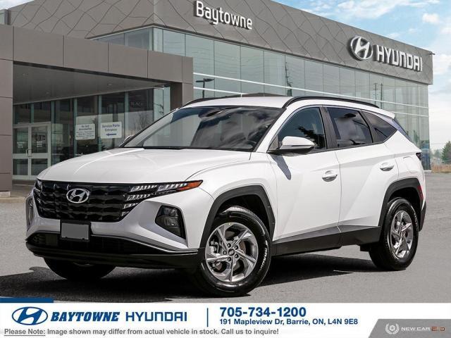 2022 Hyundai Tucson AWD 2.5L Essential