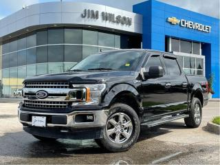Used 2020 Ford F-150 XLT XTR 4X4 6-PASS REAR CAMERA CHROMES LOW KMS for sale in Orillia, ON