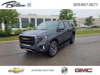New 2021 GMC Yukon AT4 - Sunroof - $626 B/W for sale in Bolton, ON