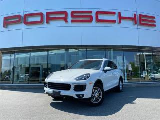 Used 2017 Porsche Cayenne w/ Tip for sale in Langley City, BC