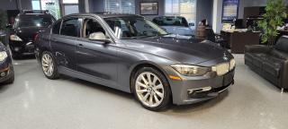 Used 2013 BMW 3 Series 320i xDrive for sale in Woodbridge, ON