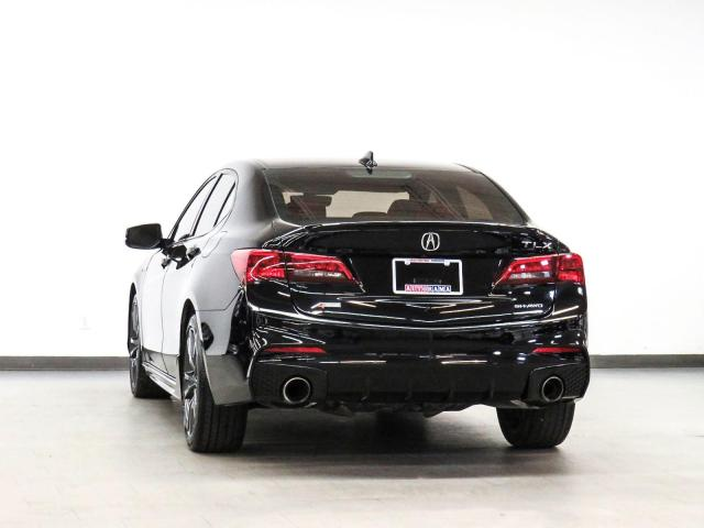 2018 Acura TLX A-Spec Tech Red Leather Nav Sroof Backup Cam