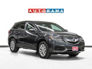 Used 2017 Acura RDX AWD Tech Nav Leather Sunroof Backup Cam for sale in Toronto, ON