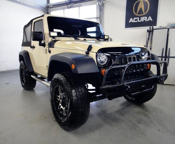 2011 Jeep Wrangler Sport,4X4,NO ACCIDENT,SOFT TOP