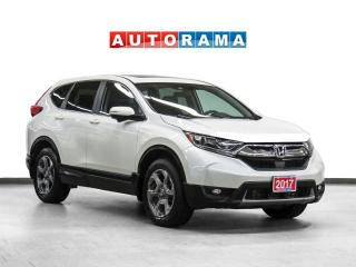 Used 2017 Honda CR-V EX-L AWD LEATHER SUNROOF BACKUP CAMERA for sale in Toronto, ON