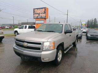 Used 2007 Chevrolet Silverado 1500 EXTENDED CAB*4X4*5.3L V8*CERTIFIED for sale in London, ON