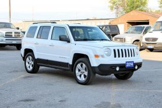 Used 2014 Jeep Patriot 4x4 north for sale in Brampton, ON