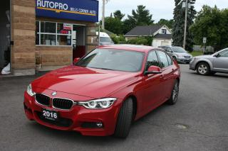 Used 2016 BMW 3 Series 328i xDrive for sale in Nepean, ON