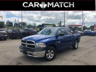 Used 2018 RAM 1500 ST / CREW CAB / 4X4 / HEMI / NO ACCIDENTS for sale in Cambridge, ON