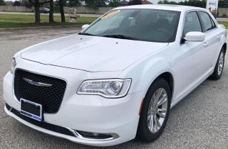 Used 2017 Chrysler 300 Touring  for sale in Windsor, ON