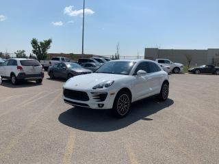 Used 2016 Porsche Macan S I $0 DOWN - EVERYONE APPROVED! for sale in Calgary, AB
