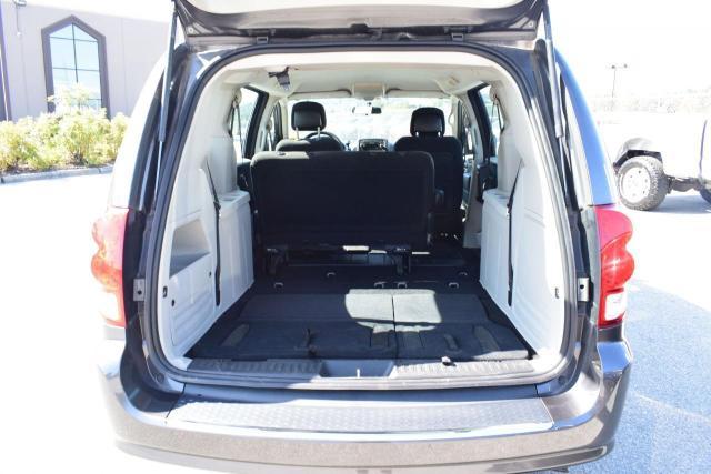 2016 Dodge Grand Caravan SE