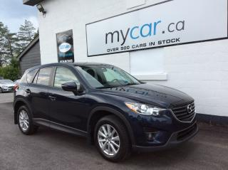 Used 2016 Mazda CX-5 GS SUNROOF, NAV, HEATED SEATS, ALLOYS, BACKUP CAM!! for sale in Richmond, ON