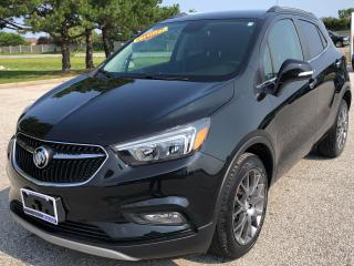 Used 2019 Buick Encore Sport Touring for sale in Windsor, ON